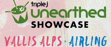 triple j Unearthed Showcase
