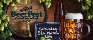 Melbourne BeerFest 2016