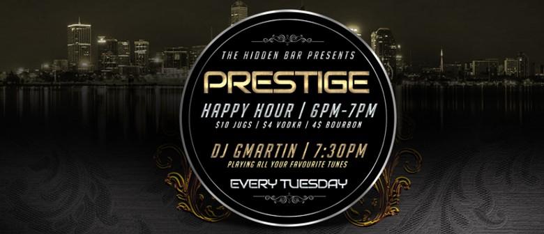 Prestige Tuesdays