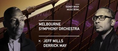 Melbourne Symphony Orchestra X Jeff Mills + Derrick May