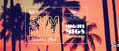 Summer Sunday Club Feat. Miguel Migs