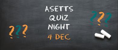 ASeTTS Quiz Night 2015