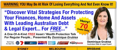 Vital Strategies To Protect Your Finances, Home & Assets...