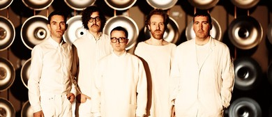 Hot Chip - Sydney Headline Show