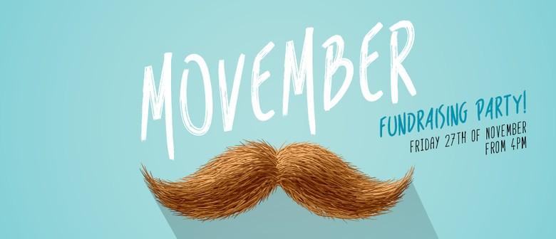 Movember Fundraising Party