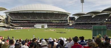 Australia Play New Zealand Test Cricket