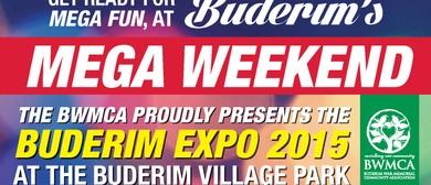 Buderim Mega Weekend