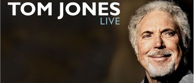 Tom Jones Australian Tour 2016