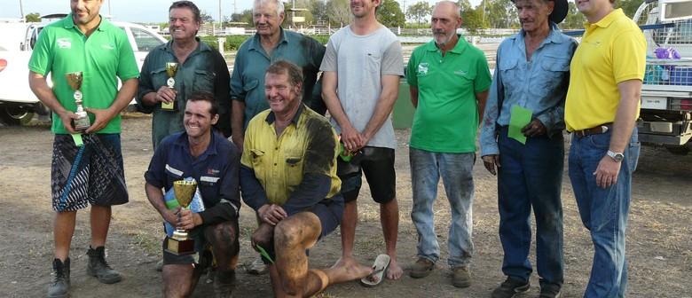 Australian Hand Cane Cutting Championships