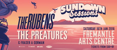 Sundown Sessions Featuring The Rubens & The Preatures