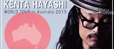 Kenta Hayashi (JPN) - Australia Tour