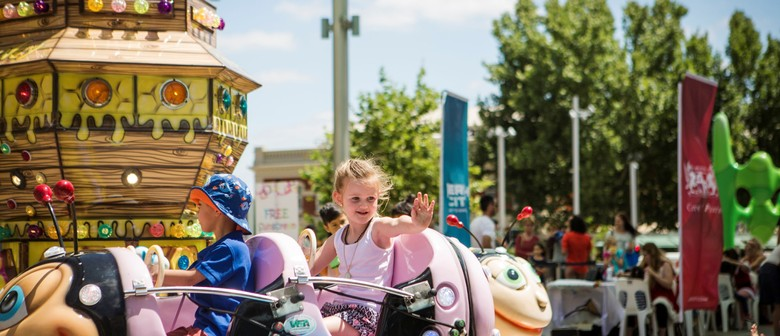 Perth City Christmas Carnival