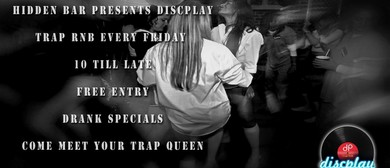 Discplay Launch - Trap RnB