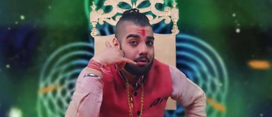 Heems (NYC / Das Racist)