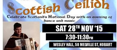 St Andrew's Day Scottish Ceilidh