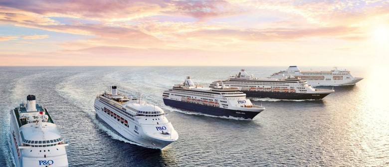 P&O Cruises Five Ship Spectacular To Make History On Sydney