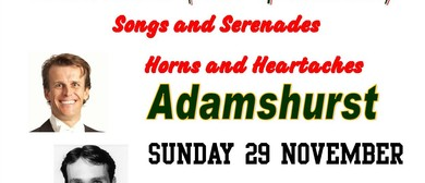 Song And Serenades, Horns And Heartaches