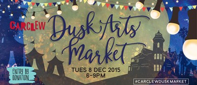 Carclew Dusk Arts Market