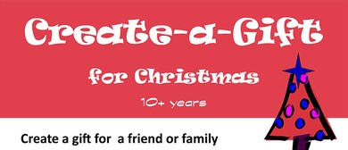 Craft A Gift For Christmas At The Library