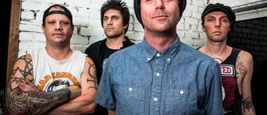 Unwritten Law - Black And Blue Australian Tour