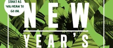 New Year's Day Riverside Bash