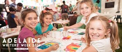Adelaide Writers' Week 2016 - Kids' Weekend