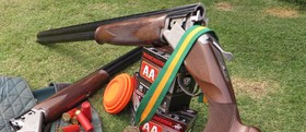 Experience Real Clay Target Shooting