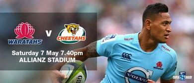 NSW Waratahs V Cheetahs