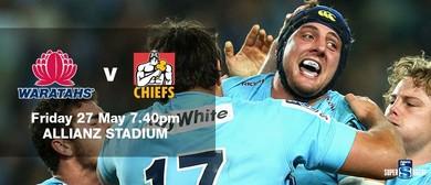 NSW Waratahs V Chiefs