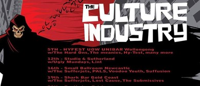 The Culture Industry Tour