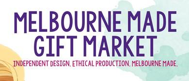 Melbourne Made Gift Market