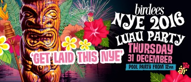 New Year's Eve 2016 Luau Party