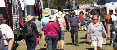 2016 Wide Bay And Fraser Coast Home Show And Caravan Camping