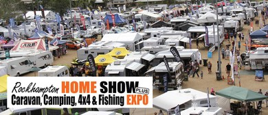 2016 Rockhampton Home Show And Caravan Camping 4×4