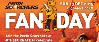 Perth Scorchers Fan Day