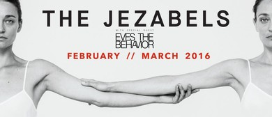 The Jezabels Australian Tour 2016: CANCELLED
