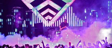 Pretty Lights With The Opiuo Band - Rainbow Serpent Festival