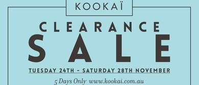Kookaï Clearance Sale