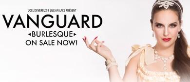 Vanguard Burlesque At Wonderland 2015