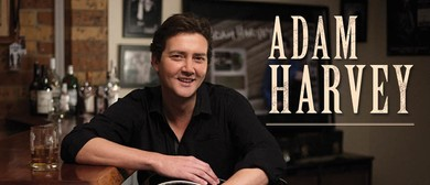 Adam Harvey - Harvey's Bar Tour