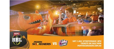 KFC Big Bash League – Perth Scorchers Vs Sydney Sixers