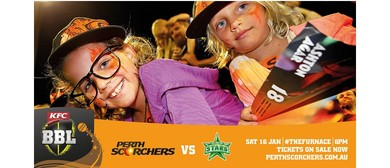 KFC Big Bash League – Perth Scorchers Vs Melbourne Stars