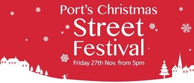Port Melbourne Street Festival