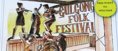 Gulgong Folk Festival