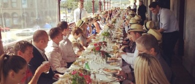 Regional World's Longest Lunch - MFWF