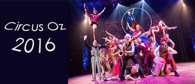 Circus Oz 2016