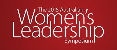 The Sydney Women's Leadership Symposium 2016