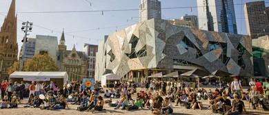 Melbourne Food & Wine Fest - Foodie Films & Candy Bar