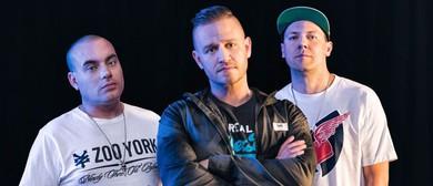 Hilltop Hoods - The Restrung Tour