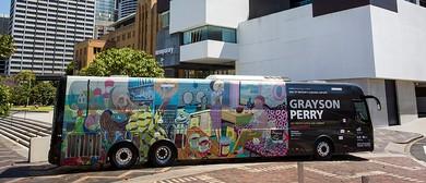 The Sydney International Art Series and The Art Bus